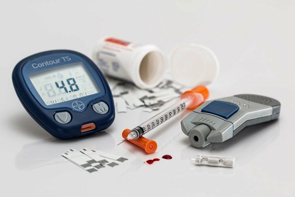 diabetes messen