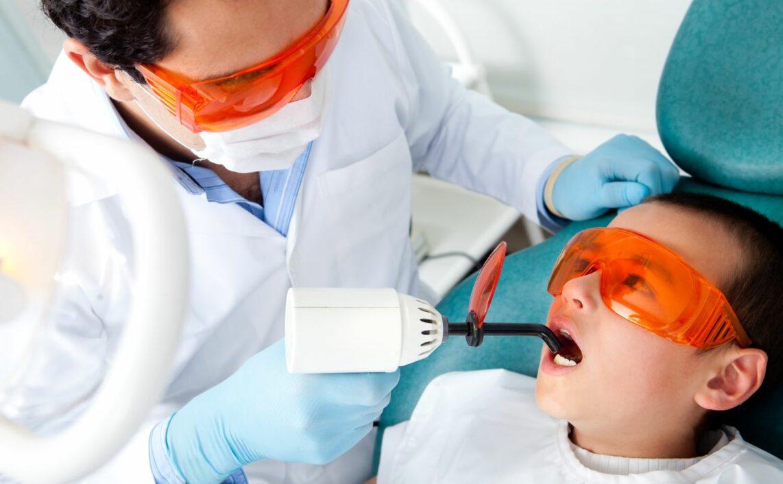 kinder zahnbehandlung