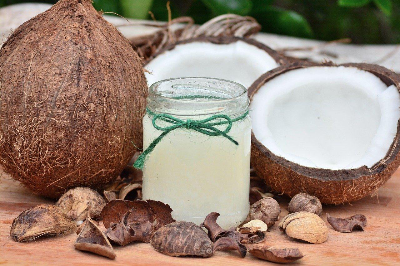oelziehen mit kokosoel